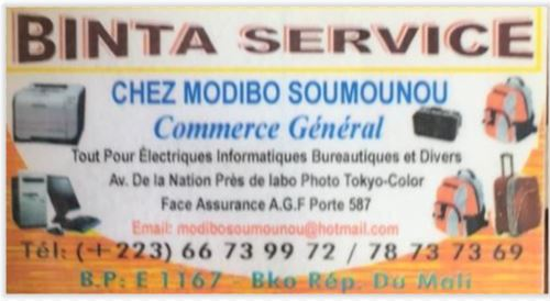 BINTA SERVICE