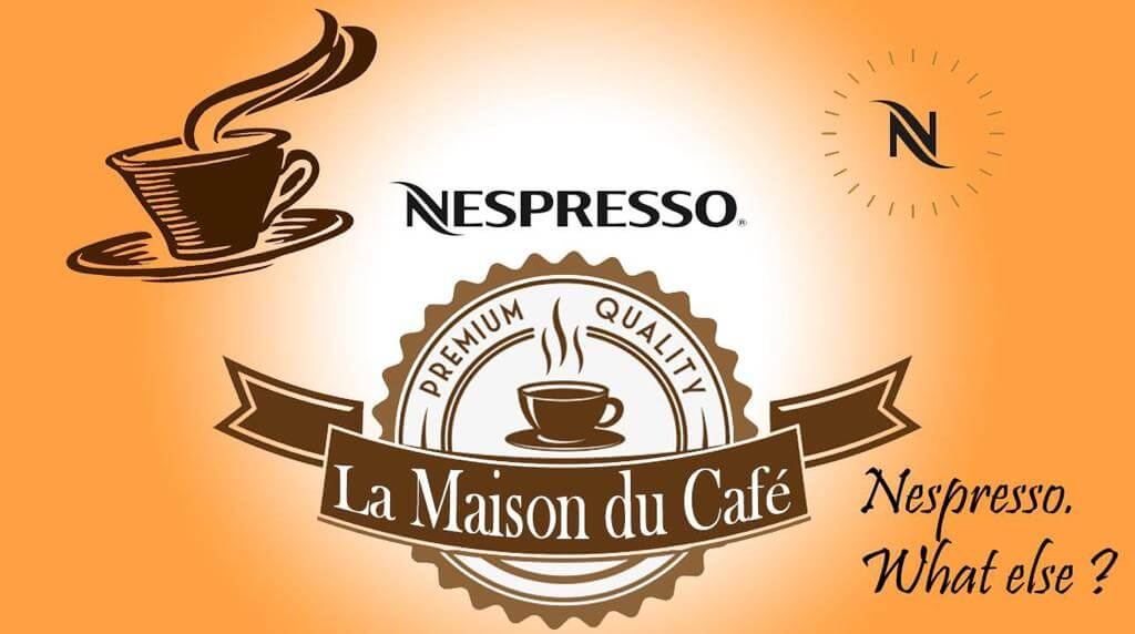 LA MAISON DU CAFE